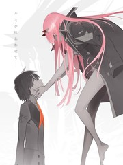 DARLING in the FRANXX漫画第01卷封面