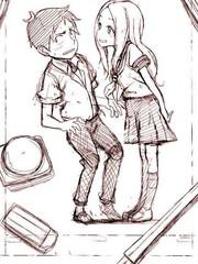 擅长捉弄的西片同学漫画1